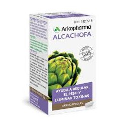 ARKOCAPSULAS ALCACHOFA 100...